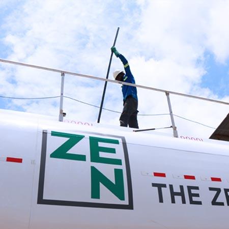 ZEN Staff Member Checking Levels