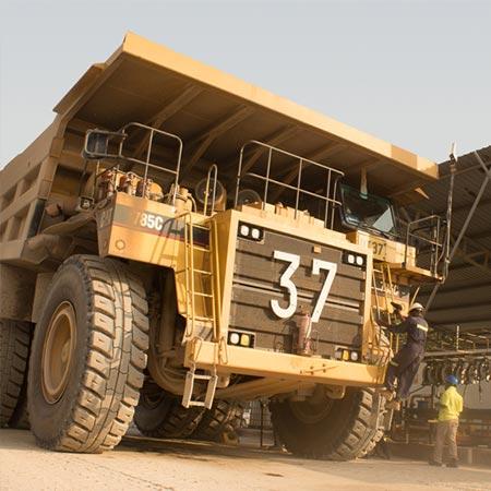 ZEN Mine Dump Trucks