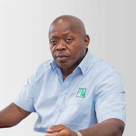 Kwame Asamoah, Finance Director