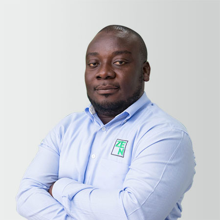 Boniface Baah, Health Safety & Environmental Manager