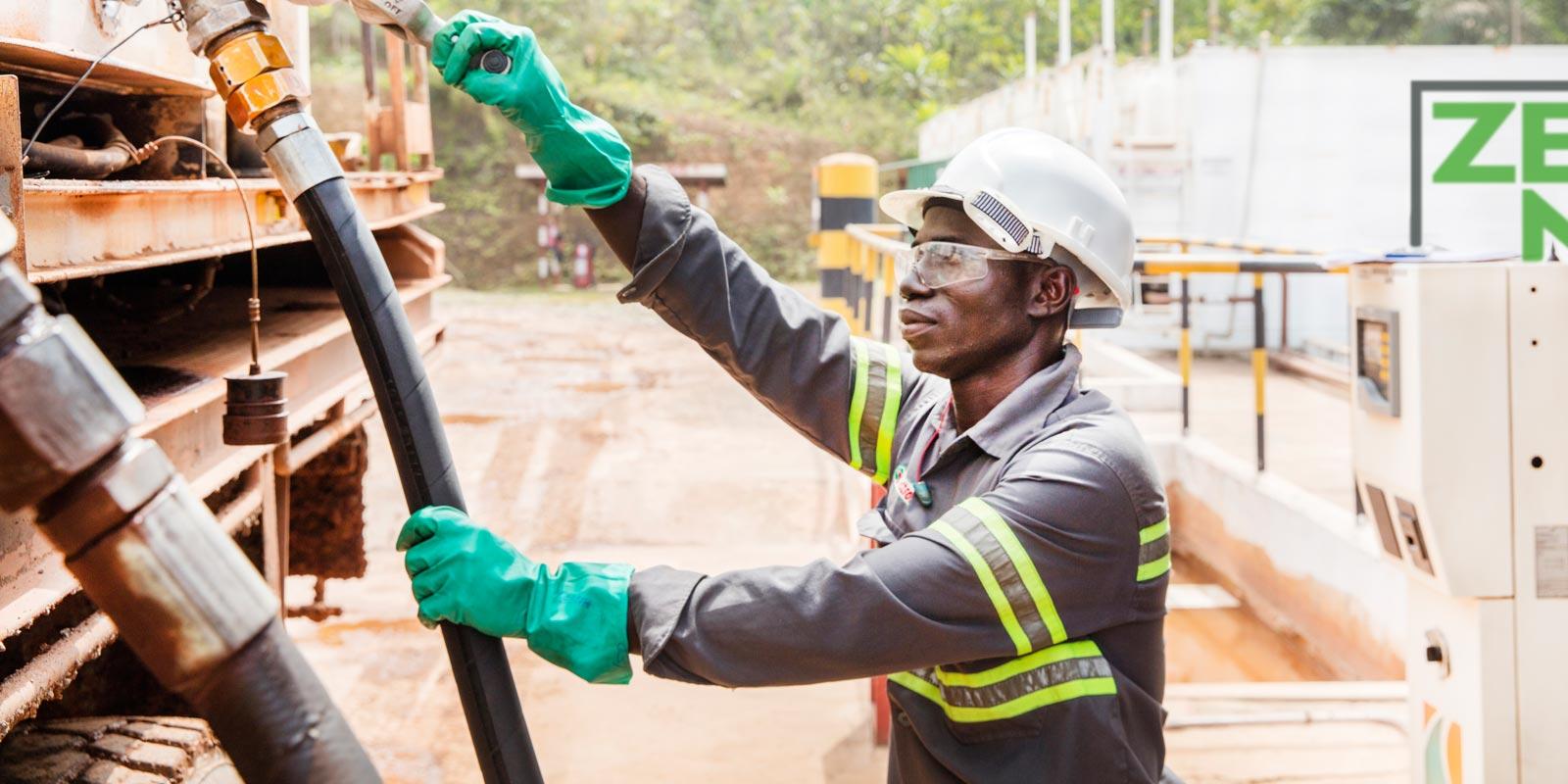 ZEN Mining Staff Loading