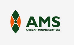 African Mining Services Logo