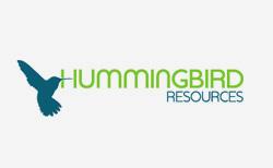 Hummingbird Resources Logo
