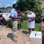ZEN contributes to COVID-19 preparedness with donations to Tarkwa Municipal Hospital