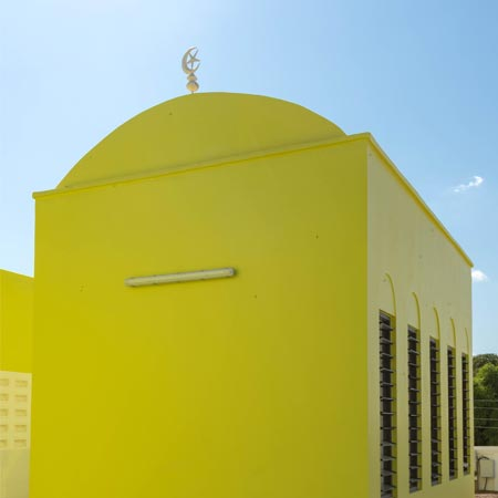 ZEN Station Mosque