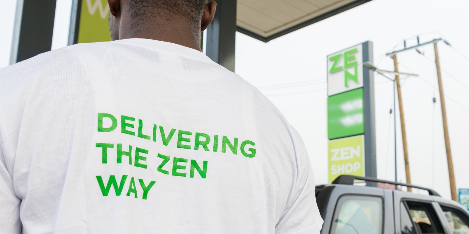 Delivering The ZEN Way