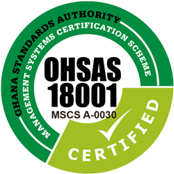 ISO-18001 Complaint