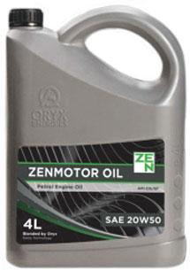 Zenmotor Oil